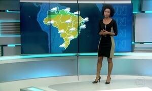 Previsão de nevoeiro para o Sudeste nesta sexta (30)