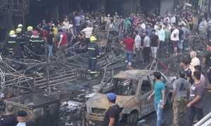 Pior atentado do ano no Iraque mata mais de 120 pessoas