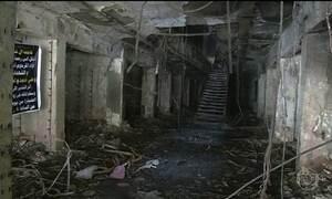 Número de mortos em atentado no Iraque sobe para 165