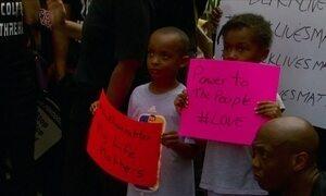 Manifestações contra morte de negros por policiais continuam