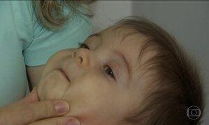Vacinação nacional contra paralisia infantil é adiada