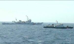 Tribunal Internacional decide que China não tem direito sobre mar