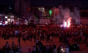 População volta às ruas para apoiar o presidente da Turquia