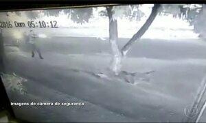 Policiais são alvo de ataques no Ceará