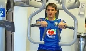 Seleção brasileira olímpica de futebol começa preparativos em Teresópolis, no RJ
