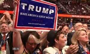 Partido Republicano confirma Trump como candidato