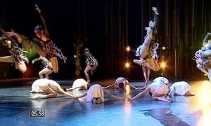 Maior festival de dança do país começa nesta quarta-feira (20)