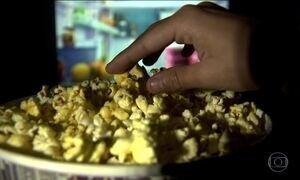 Consumo de alimentos em cinemas ainda é motivo de polêmica