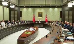 Obama e Erdogan discutem extradição de religioso