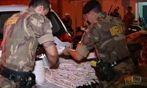 Polícia apreende 200 bananas de dinamite em casa no norte de MG