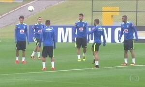 Seleção olímpica masculina de futebol já tem esboço de time titular