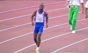Derek Redmond emocionou o mundo ao enfrentar prova olímpica com lesão muscular