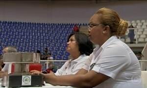 Árbitra de boxe brasileira fará história nos Jogos do Rio