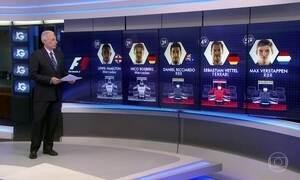 Lewis Hamilton conquista liderança no GP da Hungria