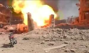 Duas explosões matam 44 pessoas na Síria