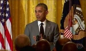 Obama faz discurso que marca começo de sua despedida na Casa Branca