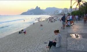 Atletas estrangeiros, que se preparam no Rio, encontram tempo para aproveitar a cidade