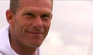 Robert Scheidt volta à categoria da vela em busca de nova medalha olímpica