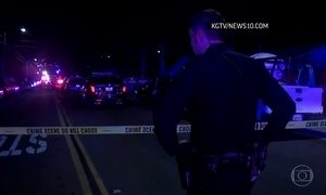 Polícia dos EUA caça suspeitos de balear agentes na Califórnia, nos EUA