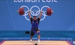 Equipe de halterofilismo da Rússia é banida da Olimpíada do Rio
