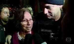 Polícia liberta a sogra de Bernie Ecclestone