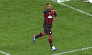 Confira os gols do Brasileirão desta quarta-feira (4)