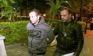 Um dos suspeitos de espancar dentista até a morte está preso
