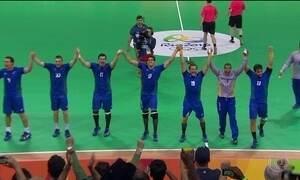 Brasil vence a poderosa Alemanha no handebol masculino