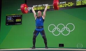 Confira as imagens marcantes da Olimpíada desta sexta-feira (12)