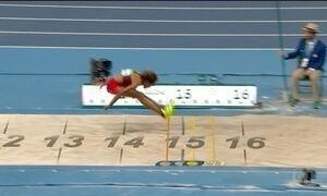 Atletismo vive noite de medalhas e marcas para serem lembradas