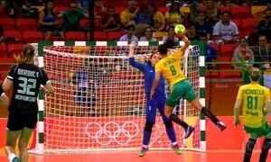Handebol feminino do Brasil enfrenta Holanda nas quartas de final