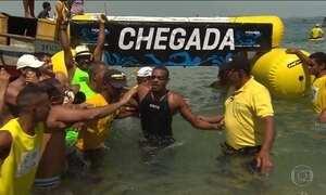 Allan do Carmo é esperança brasileira de medalha na maratona aquática