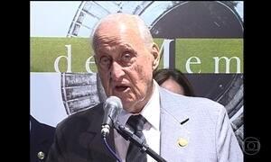 Morre João Havelange, ex-presidente da Fifa, aos 100 anos