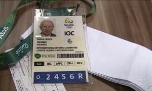 Presidente do Comitê Olímpico da Irlanda é preso por suspeita de venda ilegal de ingressos