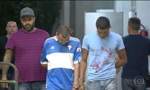 Presos nove suspeitos de atacar transportadora no ABC Paulista