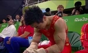 Chineses se desapontam com desempenho do país na Olimpíada