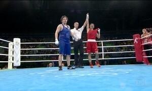 Andreia Bandeira perde luta para chinesa e chance de medalha no boxe