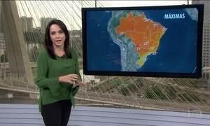 Chuva forte e até granizo podem atingir o sul do Brasil neste fim de semana