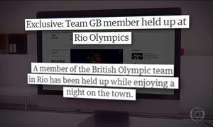 Polícia do Rio investiga informações sobre assalto a atleta britânico