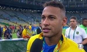 Neymar diz que não quer mais ser capitão da Seleção Brasileira