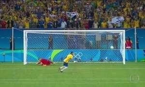 Seleção Brasileira encerra uma incômoda escrita no futebol na Olimpíada