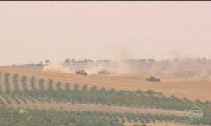 Turquia lança ofensiva militar contra áreas dominadas pelo Estado Islâmico