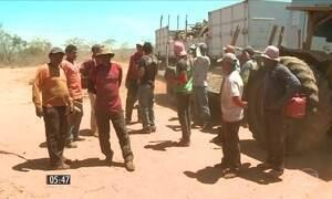 Operação encontra 25 pessoas em situação de trabalho escravo