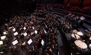 Orquestra Sinfônica de SP se apresenta em sala de concertos de Londres