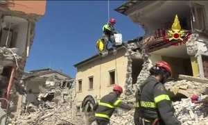 Terremoto no centro da Itália já deixou mais de 280 mortos