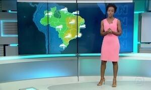 Clima deve sofrer mudanças em algumas partes do Brasil