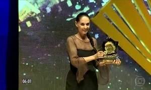 Tony Ramos e Sônia Braga são homenageados em Festival de Gramado