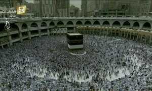 Mais de dois milhões devem participar de peregrinação na Arábia Saudita