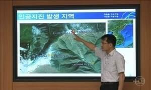Coreia do Norte realiza teste com bomba nuclear pela 5ª vez