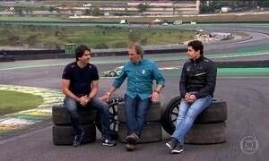 JG entrevista Cacá Bueno e Marcos Gomes, campeões da Stock Car